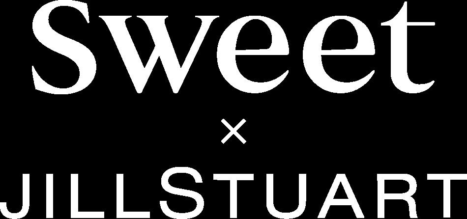 SWEET ✕ JILLSTUART