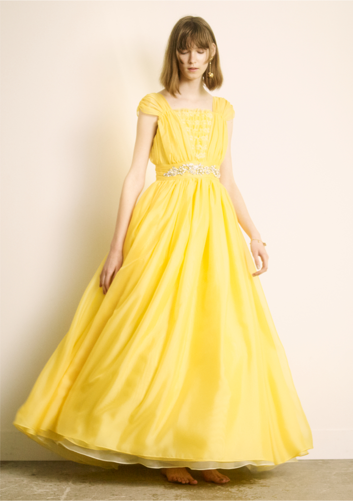 JILLSTUART DISENY PRINCESS DRESS